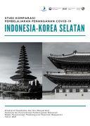 Buku Studi Komparasi Pembelajaran Penanganan COVID-19 Indonesia – Korea Selatan